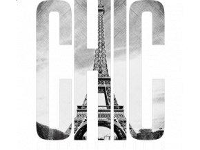 Dámské tričko s potiskem Paris