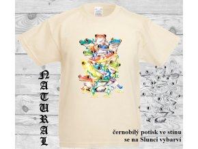 levné-dětské-tričko-UV_potisk-žáby-modré