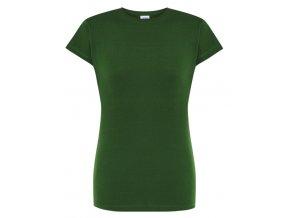 damske tmave zelene tricko