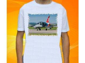 tričko, dětské, pánské, potisk, letadlo, Albatros