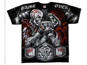 tričko MMA hard knox