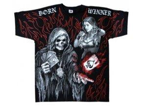 tričko MMA vždy vítěz