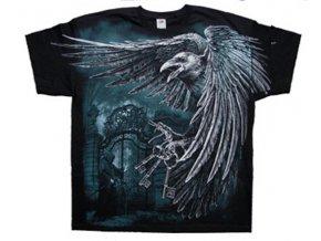 tričko se smrtí