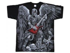 tričko rocker smrt