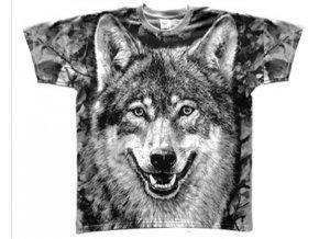 tričko život vlků