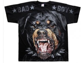 tričko pes rotvajler