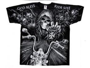 tričko chopper cesta smrti