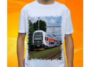 tričko elektrická jednotka 971.025 CityElefant Ešus