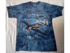 tričko letadlo focke wulf fw190a4