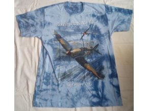 tričko letadlo hawker hurricane MkI