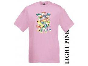 levné-dětské-tričko-UV_potisk-žáby-růžové
