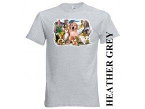 levné-dětské-tričko-UV_potisk-pejsek-zvířátka-šedé