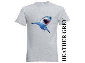 levné-dětské-tričko-UV_potisk-pirát-žralok-šedé