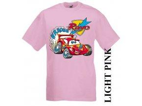 dětské-tričko-růžové-motiv-auta