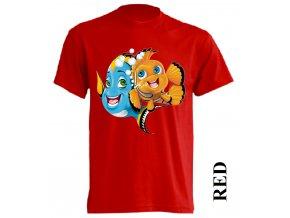 levné-dětské-tričko-červené-nemo