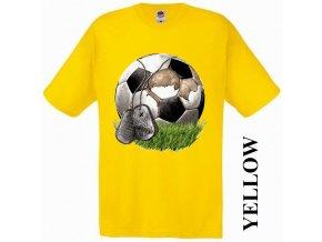 bavlněné-levné-dětské-tričko-žluté-fotbalový_míč