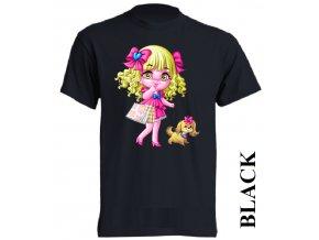 levné-dětské-tričko-černé-holčička