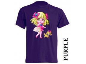 levné-dětské_tričko-fialové-panenka