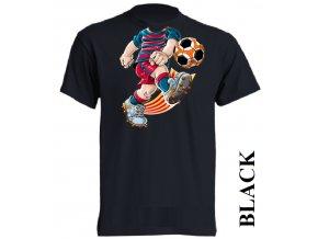 levné-dětské-tričko-černé-fotbalista_barky