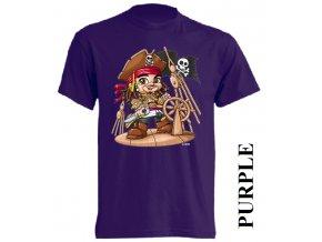 levné-dětské_tričko-fialové-piráti_z_karibiku