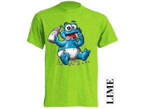 dětské-tričko-limetkové-potisk-cookie_monster