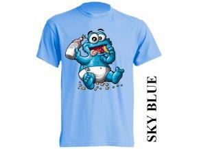 dětské-tričko-světle_modré-motiv-cookie_monster