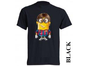 levné-dětské-tričko-černé-messi