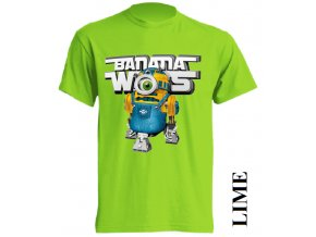 dětské-tričko-limetkové-potisk-mimoň-hvězdné_války