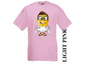 dětské-tričko-růžové-motiv-fotbalista-ronaldo