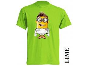 dětské-tričko-limetkové-potisk-mimoň-ronaldo