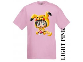 dětské-tričko-růžové-motiv-pokemon-pikachu
