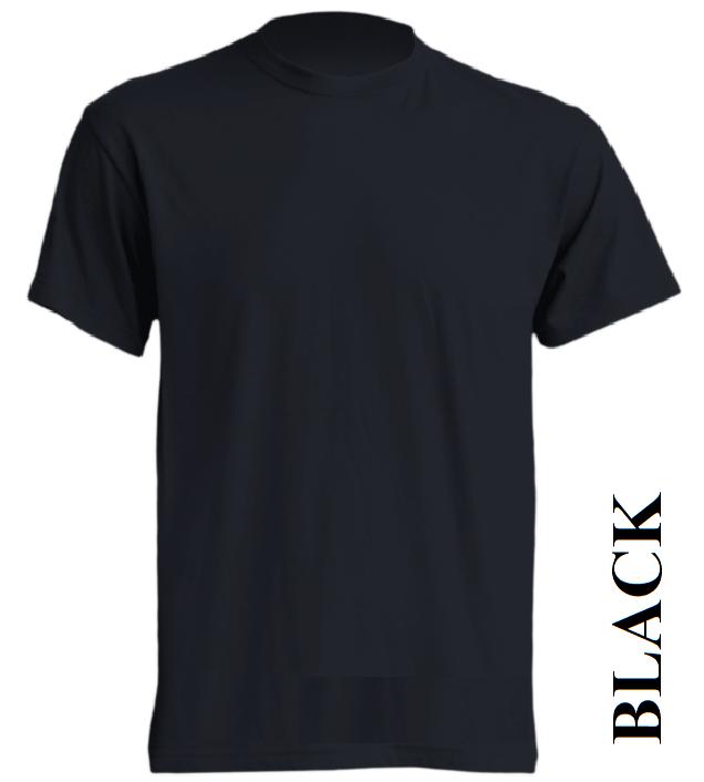Pánské tričko černé Velikost  S d6fb50f585