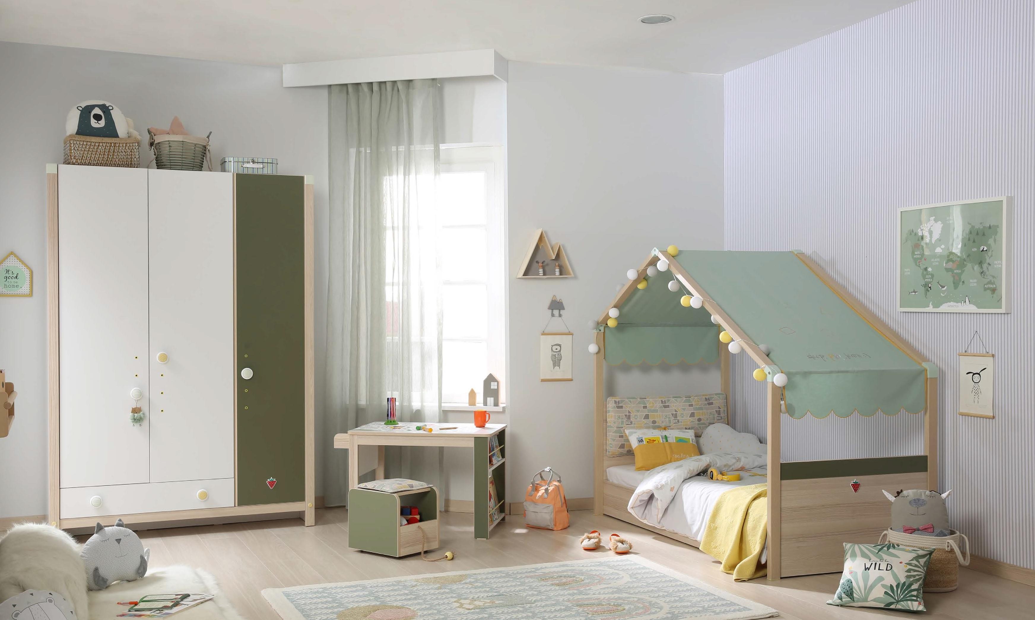 Interaktivní dětský nábytek Montes