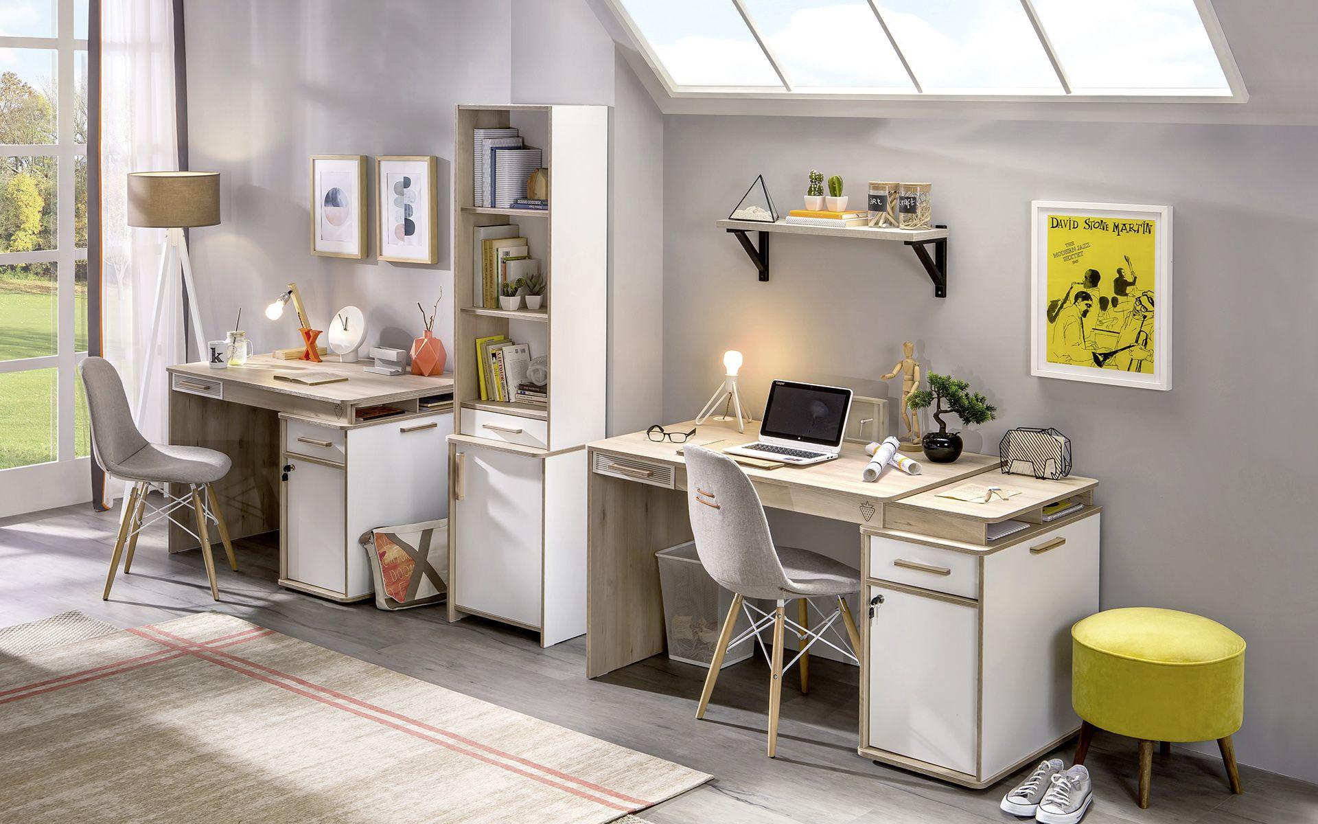 Psací stůl a židle pro školáka