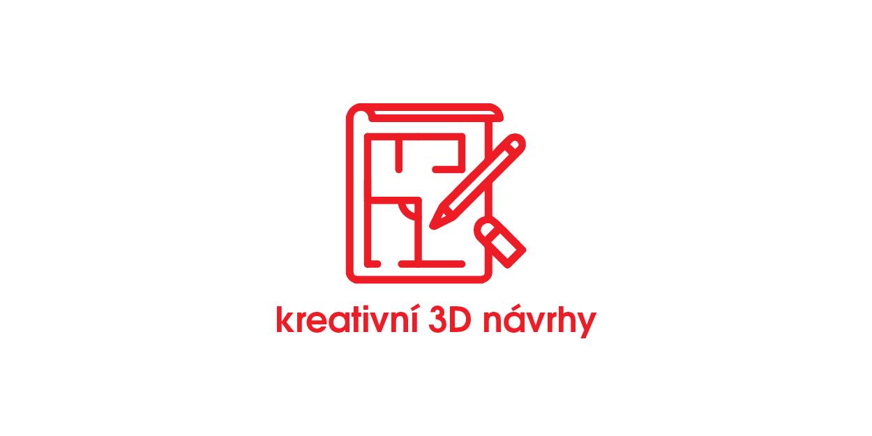 Kreativní 3D návrhy