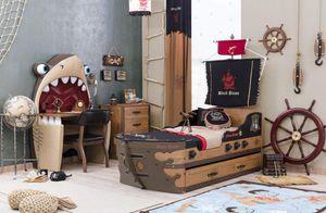 Dětský pokoj pirát Black Pirate