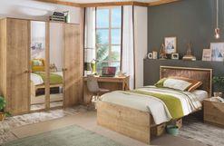 Dětský pokoj s patrovou postelí Mocha