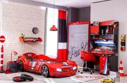 Dětský pokoj pro kluky Champion Racer