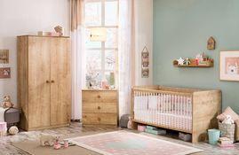 Přírodní pokojíček pro miminko Mocha Baby