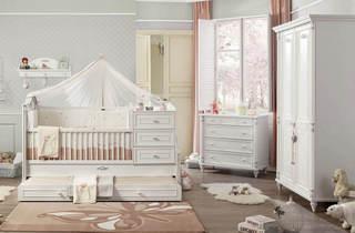 Pokojíček pro miminko holčičku Romantic Baby