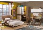 Moderní nábytek do studentského pokoje Lofter