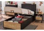 Dětské postele s úložným prostorem