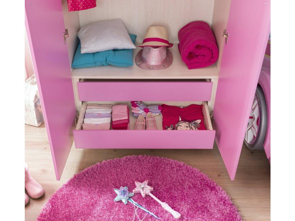Zásuvkový díl do skříně SL Princess