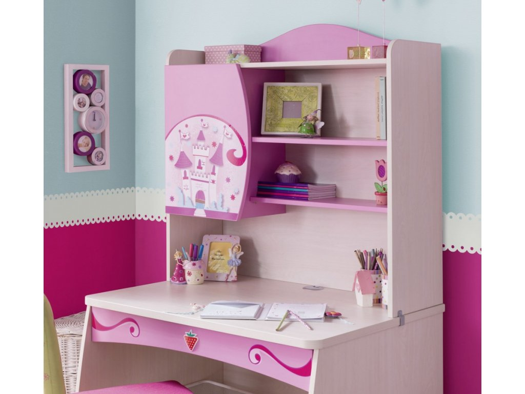 Nástavec na psací stůl SL Princess