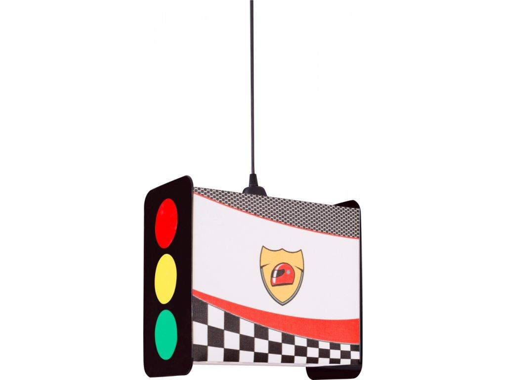 Dětský lustr Traffic Light