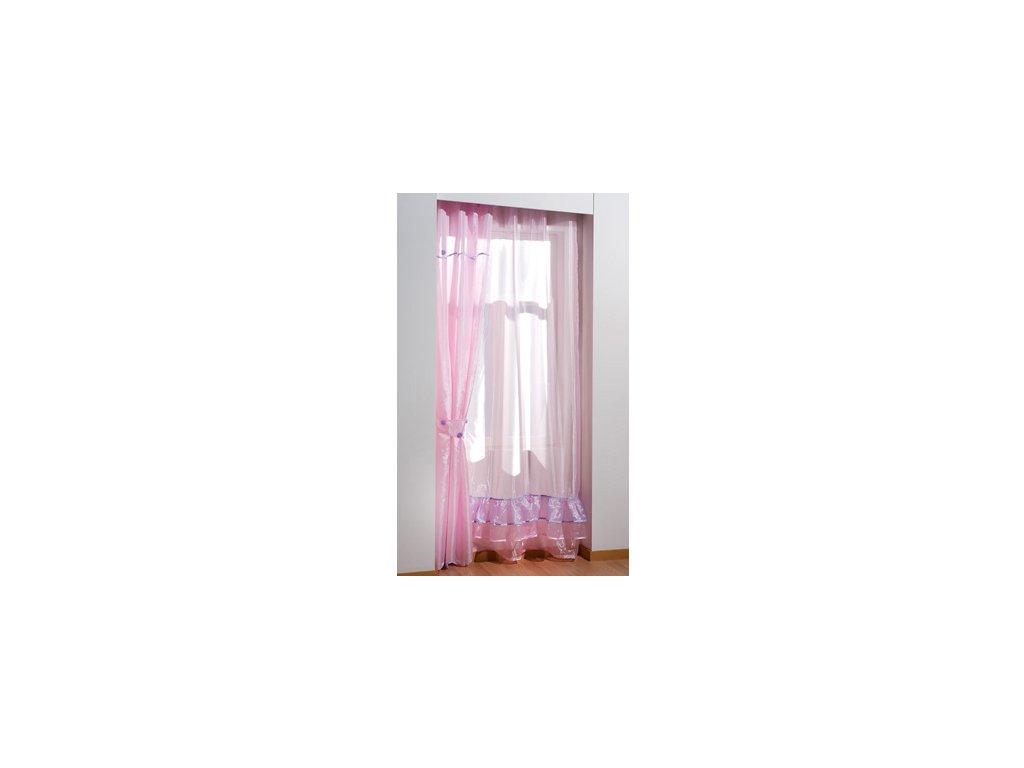 Záclona Lila