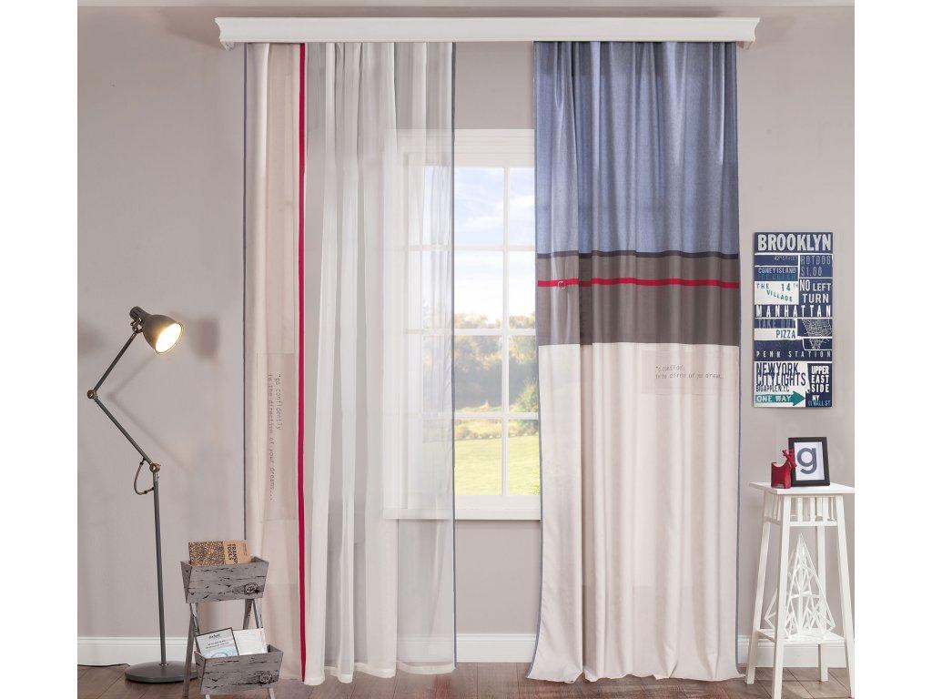 Záclona Select