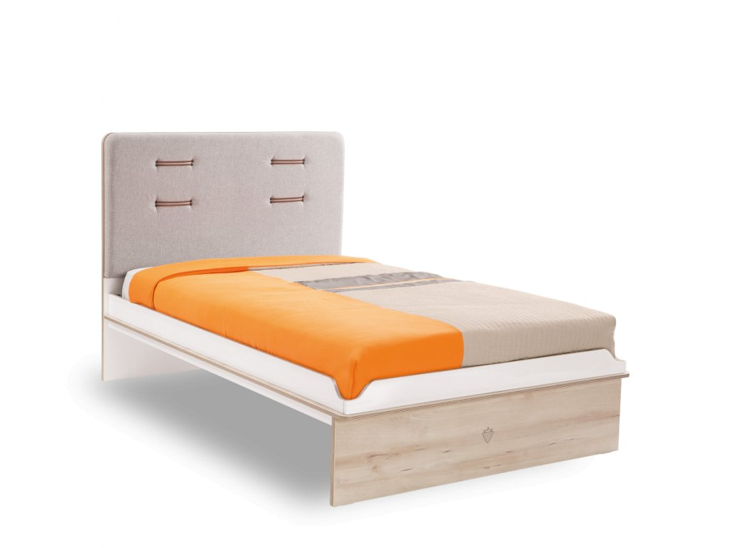 Studentská postel 100x200 cm Dynamic