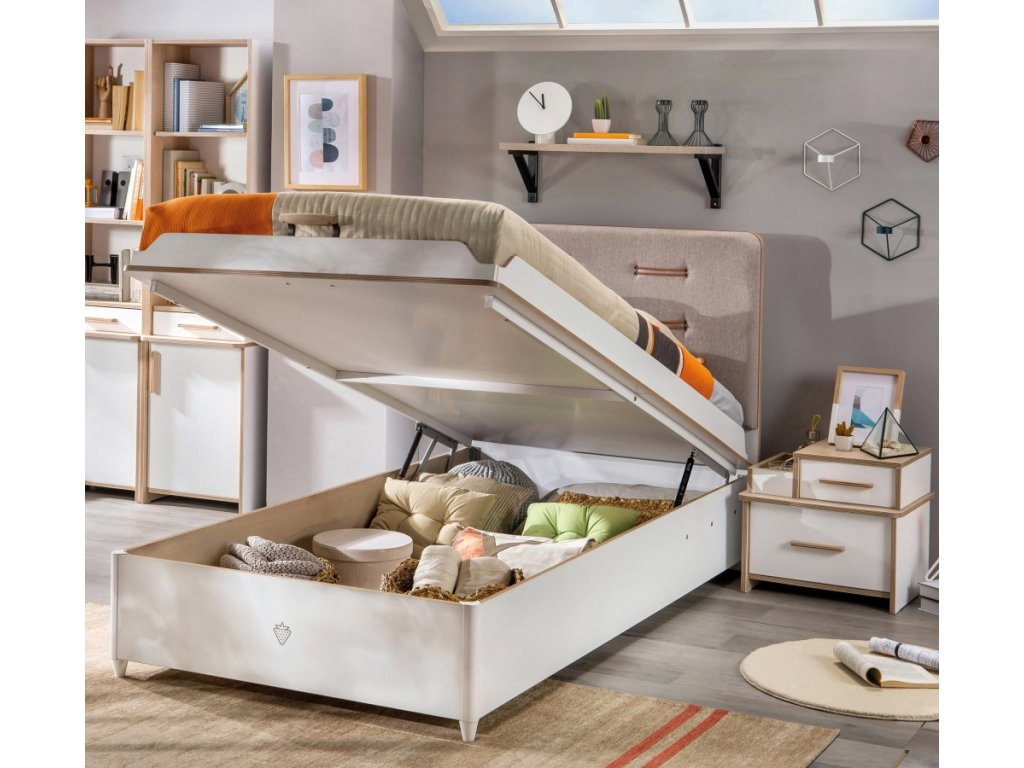 postel vyklapeci 100x200 dynamic