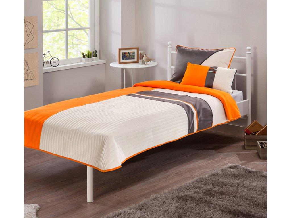 Přehoz na postel Dynamic (120-140 cm)